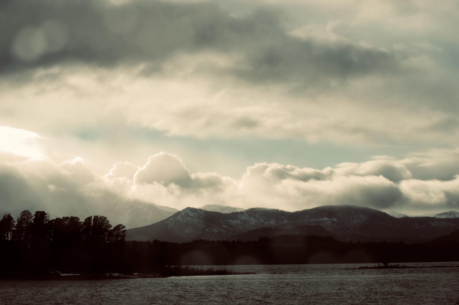 Bariloche, un paraíso frío